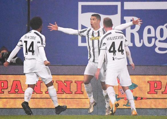 Ronaldo lập công, Juventus lần thứ 9 đoạt Siêu cúp Ý - Ảnh 1.