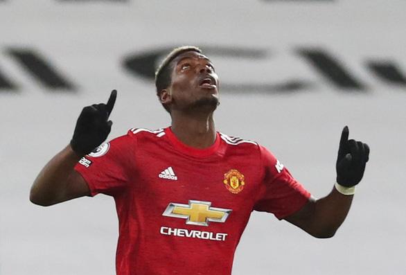 Pogba đưa Man Utd trở lại ngôi đầu bảng - Ảnh 3.
