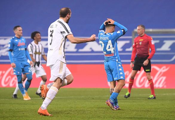 Ronaldo lập công, Juventus lần thứ 9 đoạt Siêu cúp Ý - Ảnh 2.