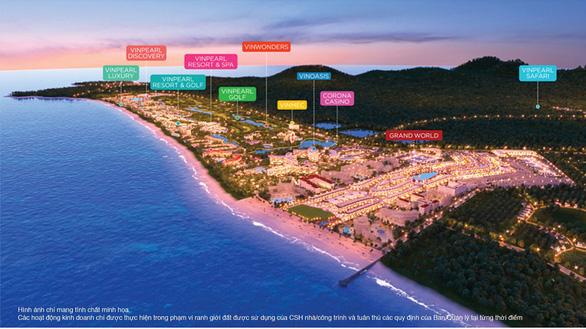 """Dự án đã hoàn thiện """"sinh lời ngay"""" tại Phú Quốc hút nhà đầu tư - Ảnh 1."""