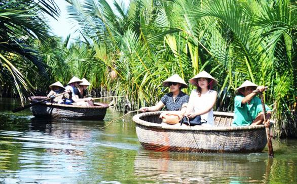 Quảng Nam rút tờ trình chuyển đổi 1ha rừng dừa nước Cẩm Thanh làm khu đô thị - Ảnh 1.