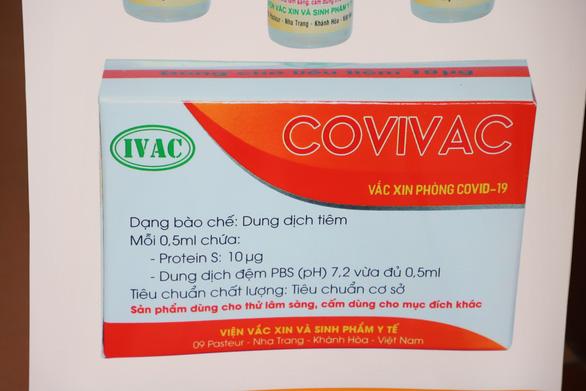 Vắc xin COVID-19 thứ 2 của Việt Nam sẽ tiêm cho người 18-75 tuổi - Ảnh 4.