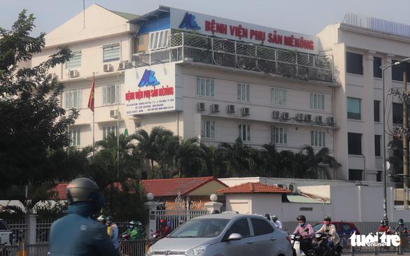Sở Y tế TP.HCM xác minh vụ sản phụ bị liệt nửa người tại Bệnh viện phụ sản Mêkông - Ảnh 1.
