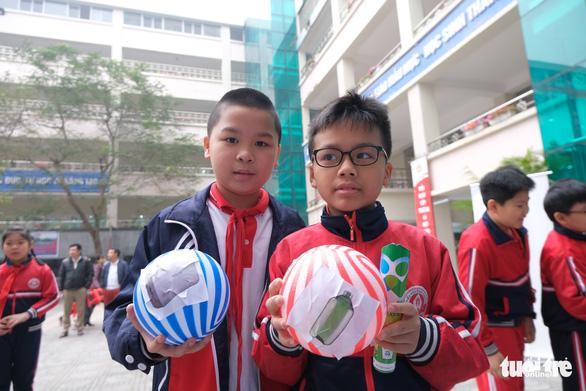 Ở trường các con có dùng ống hút nhựa không? - Ảnh 4.