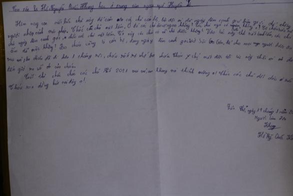268 cánh thư của bạn nhỏ gửi lính biên cương - Ảnh 3.
