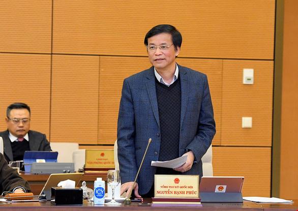 Đảng viên tự ứng cử ĐBQH phải được sự đồng ý của tổ chức Đảng - Ảnh 2.