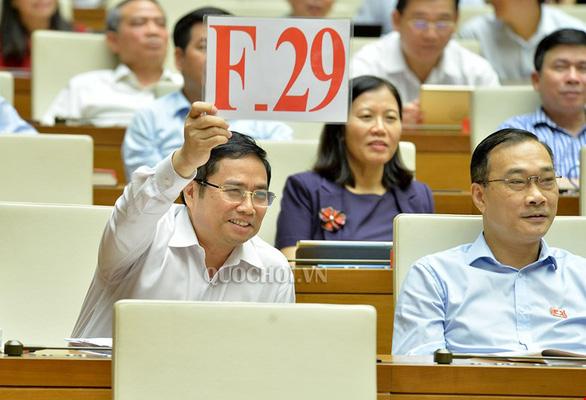 Đảng viên tự ứng cử ĐBQH phải được sự đồng ý của tổ chức Đảng - Ảnh 1.