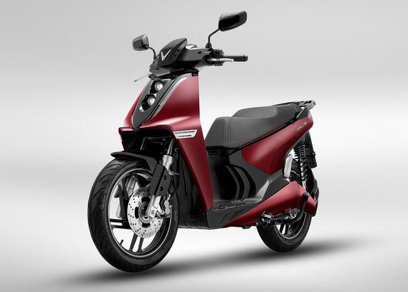VinFast ra mắt hai xe máy điện mới ngay dịp Tết Tân Sửu - Ảnh 1.
