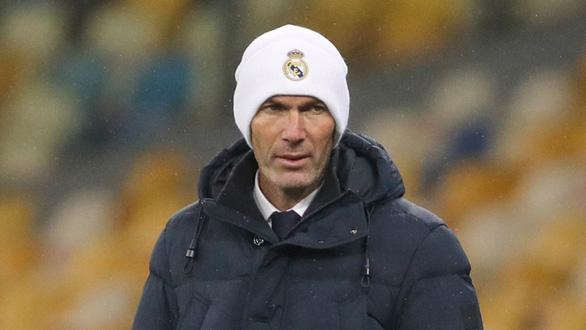 Zidane mắc COVID-19, không thể dự trận đấu của Real Madrid cuối tuần này - Ảnh 1.