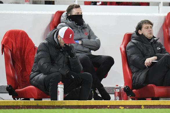 Sốc: Liverpool thua Burnley tại Anfield, đứt chuỗi 68 trận bất bại trên sân nhà - Ảnh 4.