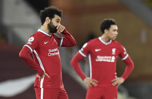 Sốc: Liverpool thua Burnley tại Anfield, đứt chuỗi 68 trận bất bại trên sân nhà - Ảnh 2.
