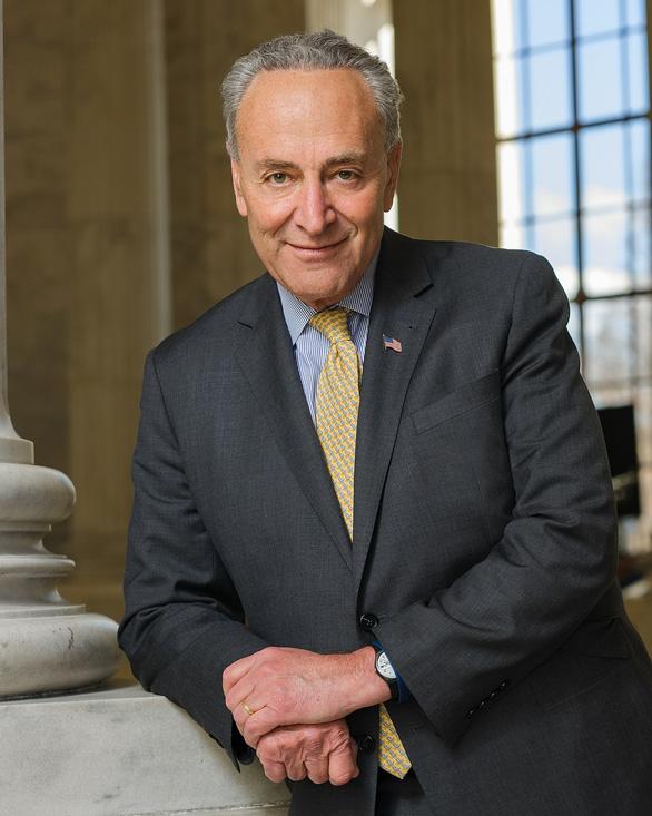 Lãnh đạo phe đa số tại Thượng viện Mỹ: Đảm bảo thủ tục luận tội ông Trump công bằng - Ảnh 1.