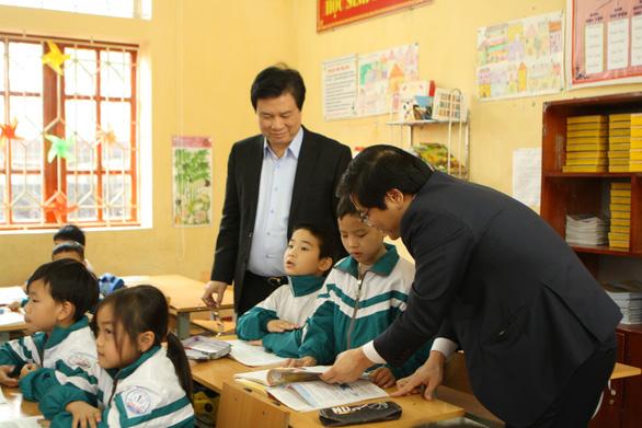 Tạo động lực cho giáo viên để thực hiện chương trình mới - Ảnh 1.