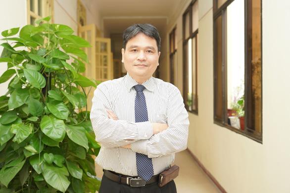 PGS.TS Trần Quốc Bình làm hiệu phó Trường ĐH Khoa học tự nhiên - Ảnh 1.