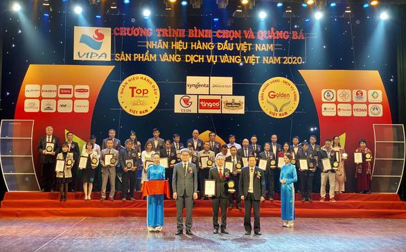 Dai-ichi Life Việt Nam vào Top 10 sản phẩm vàng - Dịch vụ vàng Việt Nam 2020 - Ảnh 1.