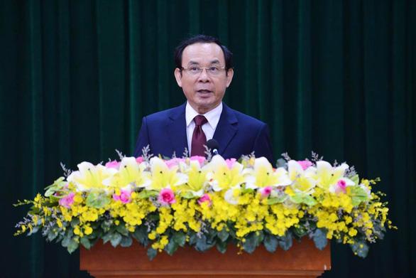 Ông Nguyễn Văn Nên: Lấy TP Thủ Đức làm mẫu một số việc cho toàn TP.HCM - Ảnh 1.