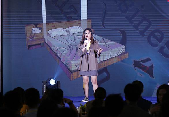 Sinh viên Duy Tân giành giải ba cuộc thi Khởi nghiệp quốc gia 2020 - Ảnh 2.