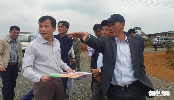 Chủ tịch tỉnh Lâm Đồng giao công an điều tra việc phá nát thủ phủ chè Bảo Lộc - Ảnh 1.