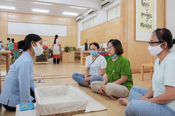 Tuyển sinh đào tạo giáo viên Montessori cấp Mẫu giáo khóa II - Ảnh 2.
