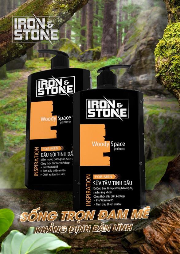 Iron & Stone - Lặng thầm đi tìm chất riêng của đàn ông Việt - Ảnh 1.
