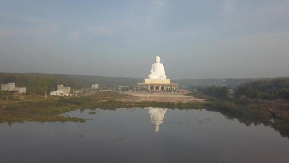 Bình Phước: Khánh thành tượng Phật ngồi cao 73m - Ảnh 3.