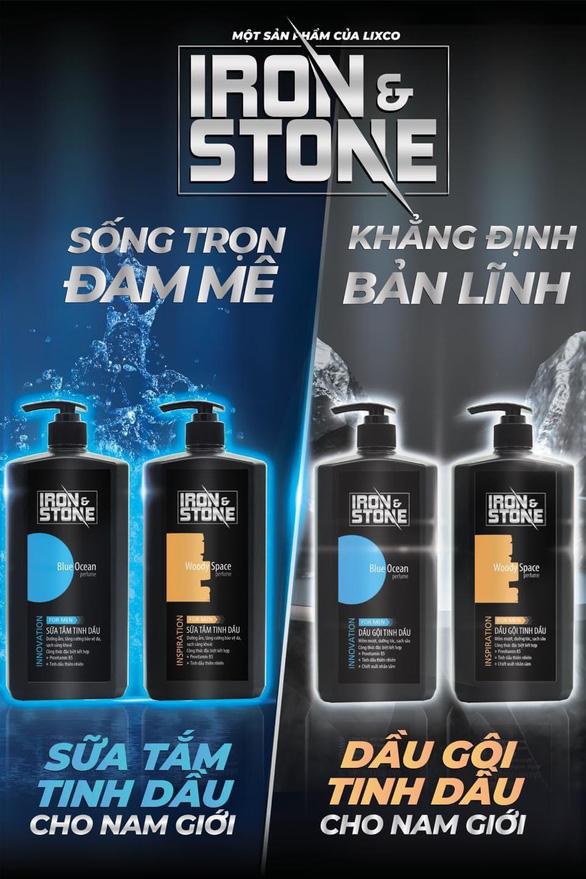 Iron & Stone - Lặng thầm đi tìm chất riêng của đàn ông Việt - Ảnh 3.