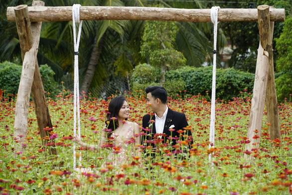 Tuần lễ văn hóa du lịch Đồng Tháp tri ân, tôn vinh nghề trồng hoa kiểng - Ảnh 1.