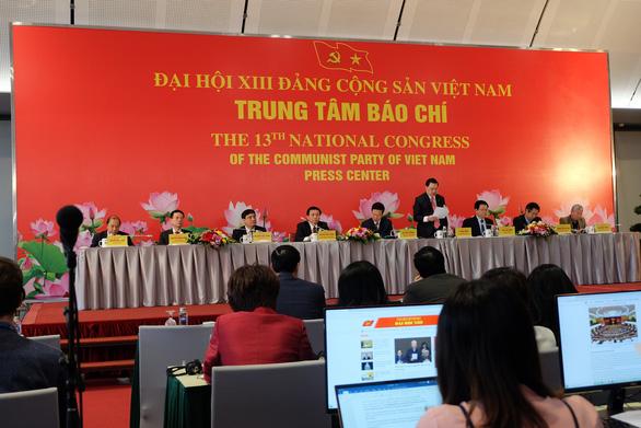 Phân công 191 ủy viên trung ương sinh hoạt tại 67 đoàn đại biểu Đại hội Đảng XIII - Ảnh 1.
