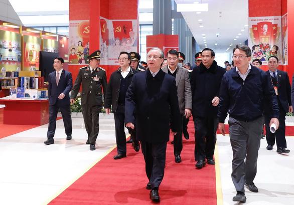 Tổng duyệt Đại hội toàn quốc lần XIII của Đảng - Ảnh 2.
