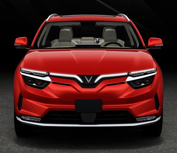 VinFast tung 3 mẫu xe điện tự lái, sử dụng công nghệ trí tuệ nhân tạo AI - Ảnh 1.
