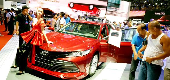 Toyota triệu hồi hàng chục ngàn xe Camry, Corolla, Fortuner... do lỗi bơm nhiên liệu - Ảnh 1.