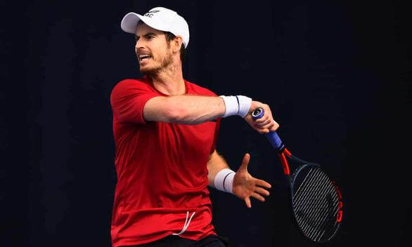 Điểm tin thể thao sáng 23-1: Andy Murray rút khỏi Úc mở rộng, De Bruyne nghỉ đấu dài hạn - Ảnh 1.