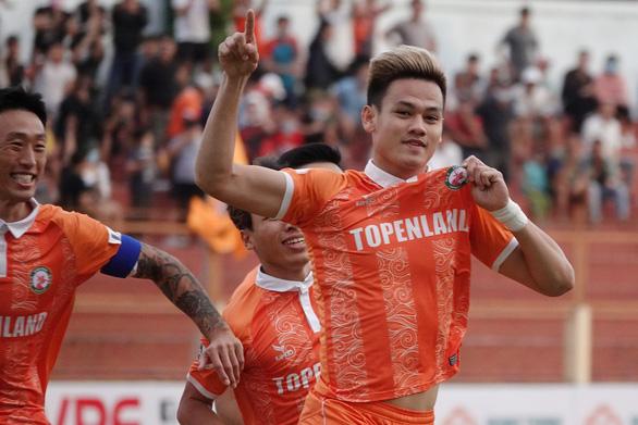 Kết quả, bảng xếp hạng V-League ngày 23-1: Hà Nội tiếp tục đội sổ bảng xếp hạng - Ảnh 2.