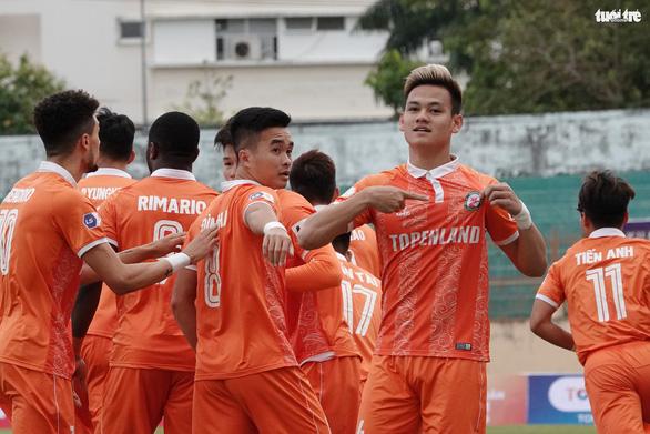 Hậu vệ đội tuyển Việt Nam muốn cải thiện khả năng ghi bàn - Ảnh 1.