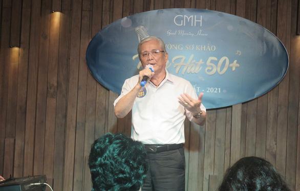 U50 + thi hát: Cảm động và đam mê - Ảnh 1.