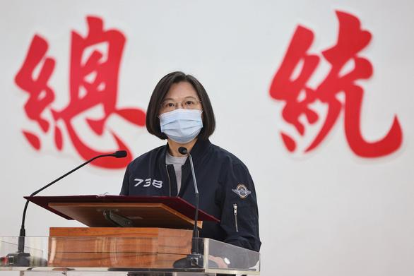 12 máy bay Trung Quốc xấn vào ADIZ của Đài Loan trong một ngày - Ảnh 1.