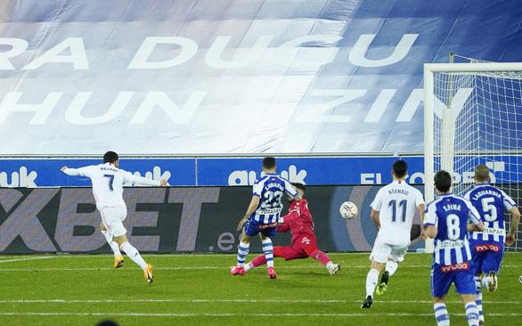 Hazard lên tiếng, Real Madrid thắng giòn giã - Ảnh 2.