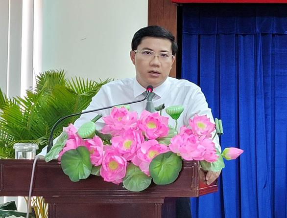 Ông Võ Tấn Quan làm chánh văn phòng UBND TP Thủ Đức - Ảnh 1.