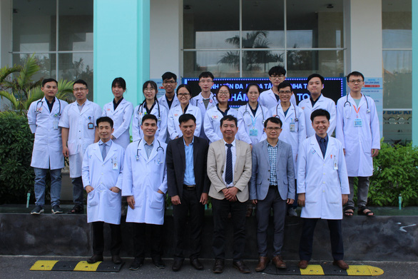 Đại học Phan Châu Trinh nâng chuẩn đào tạo ngành sức khỏe - Ảnh 1.