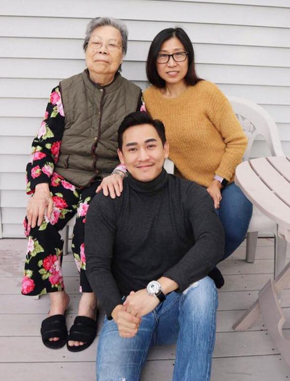 Hứa Vĩ Văn và món bánh lá liễu của bà nội - Ảnh 5.