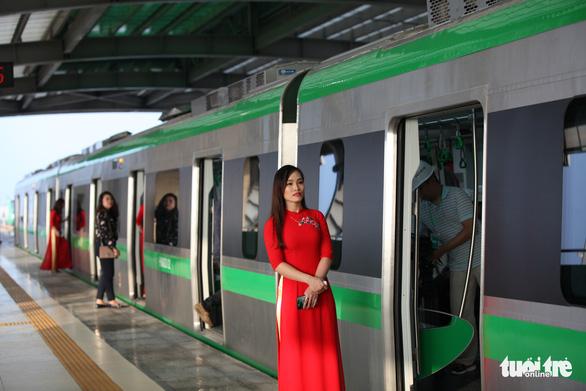 Chưa yên tâm với an toàn cháy nổ đường sắt Cát Linh - Hà Đông - Ảnh 1.