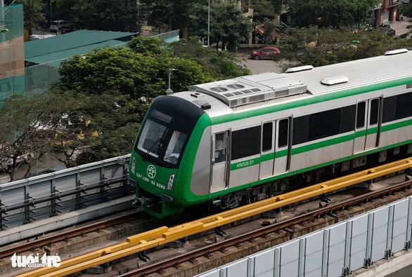Chưa yên tâm với an toàn cháy nổ đường sắt Cát Linh - Hà Đông - Ảnh 2.