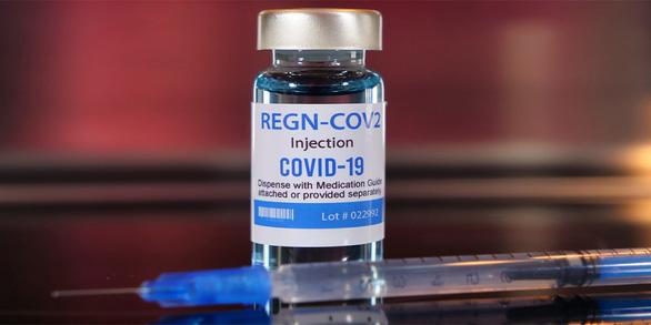 Đức chịu chi mua loại thuốc điều trị COVID-19 cho cựu tổng thống Trump - Ảnh 1.