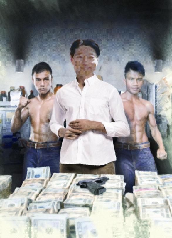 Trùm ma túy Anh Ba gốc Trung Quốc đã bị bắt - Ảnh 2.