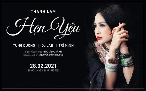 Thanh Lam và Da LAB hát Để gió cuốn đi tri ân bác sĩ, bộ đội biên phòng - Ảnh 3.