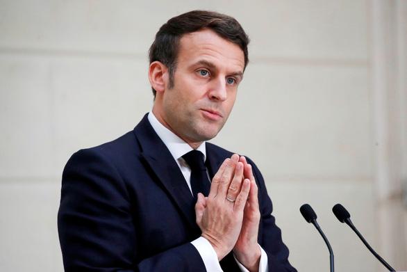 Ông Biden điện đàm với Tổng thống Pháp - Ảnh 2.