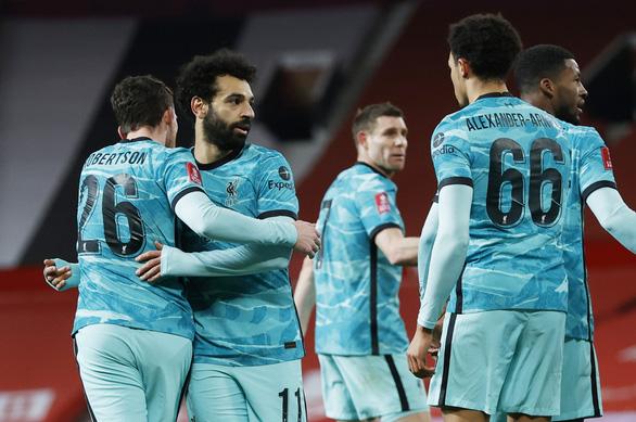 Man Utd thắng nghẹt thở Liverpool ở Cúp FA - Ảnh 1.