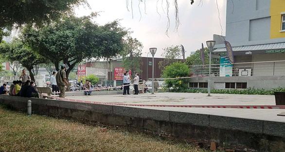 Chi cục trưởng Chi cục Thi hành án dân sự quận Bình Tân rơi lầu tử vong - Ảnh 2.