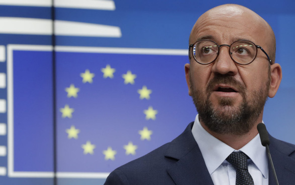 رئیس شورای اروپا: آقای ترامپ گفتگوی بیشتری با کره شمالی دارد تا با اروپا