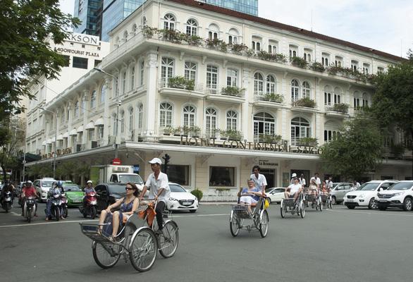 Saigontourist Group tung voucher siêu khuyến mãi phòng khách sạn 5 sao - Ảnh 2.